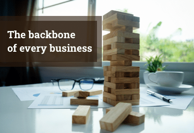 backbone of every business