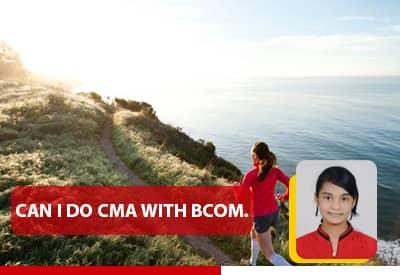 CMA with B.Com