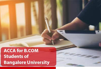ACCA for B COM Students of Bangalore University