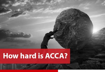 How hard is ACCA