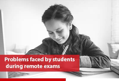 Problems faced during acca exam