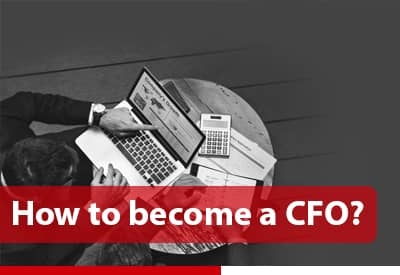 How to become a cfo