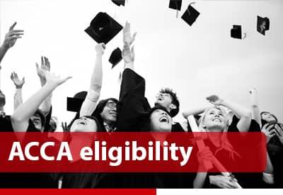 acca eligibility