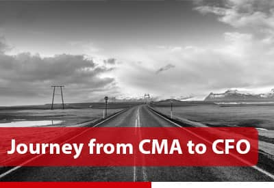 Journey from CMA to CFO